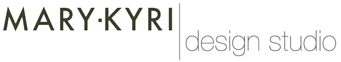 Mary-Kyri Design Studio Logo